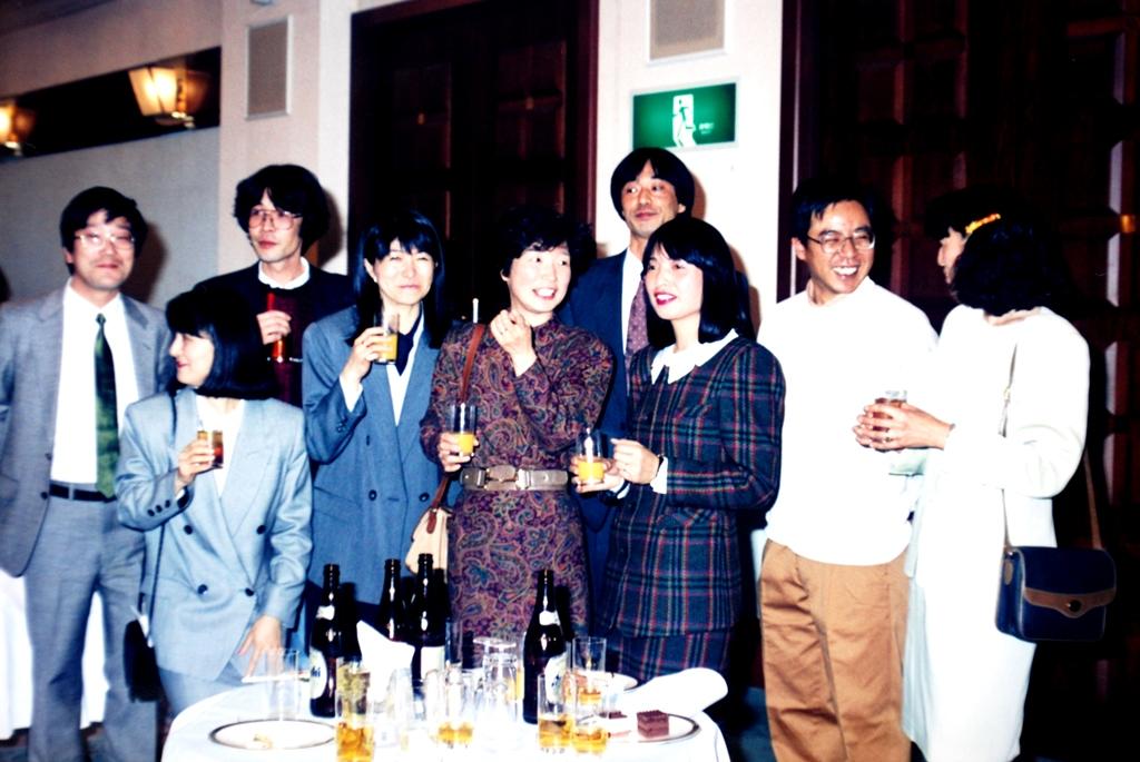 浦和西高73年卒同窓会 - 1993年同窓会