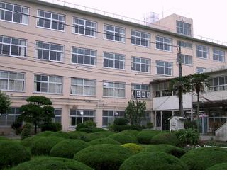 ピンクの校舎