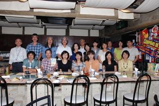 3年8組クラス会(2010年)
